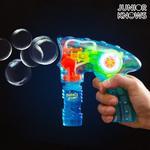 Såpbubblepistol med Lampa Junior Knows