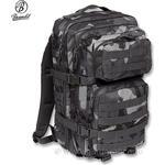 Brandit US assault ryggsäck 25L - Dark camouflage