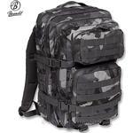 Brandit US Assault ryggsäck 50L- Dark camouflage