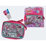 Simba Color Me Mine Travel Bag Glitter Couture 3 Pens