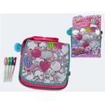 Simba Color Me Mine Postal Bag Glitter Couture 4 Pens