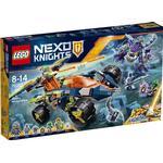 Lego Nexo Knights Aaron's Rock Climber 70355