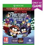 GAME South Park: The Fractured But Whole Deluxe Edition
