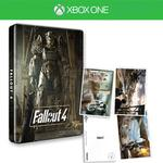 GAME Fallout 4 Steelbook & Postcards