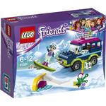 Lego Friends Snow Resort Off Roader 41321