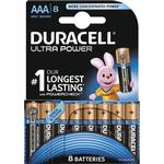 Duracell Ultra Power AAA (8 pcs)
