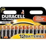 Duracell Plus Power Alkaline AA (12 pcs)