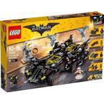 Lego The Batman Movie The Ultimate Batmobile 70917