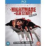 Blu-ray Blu-ray Nightmare on Elm Street 1-7 Box (Blu-ray)