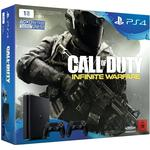 Sony PlayStation 4 Slim 1TB - Call of Duty: Infinite Warfare & 2x DualShock