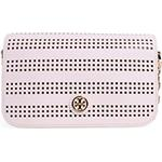 Tory Burch Axelremsväska Tory Burch Robinson Perforated Adjustable in Birch/Luggage