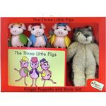 The Puppet Company The Three Little Pigs Traditional Story Sets