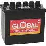 Global 12V 12N24-3 MF batteri 24Ah 185 x 125 x 160 mm