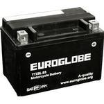 Global 12V YTX9L-BS MC-batteri 8Ah 150 x 87 x 105 mm