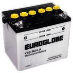 Global 12V Y60-N24-A MC-batteri 28Ah 186 x 126 x 162 mm