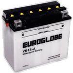 Global 12V YB18-A MC-batteri 18Ah 182 x 92 x 162 mm