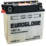 Global 12V YB7-A MC-batteri 8Ah 137 x 76 x 135 mm