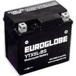 Global 12V YTX5L-BS MC-batteri 4Ah 113 x 70 x 105 mm