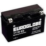 Global 12V YT7B-BS MC-batteri 5,5Ah 150 x 65 x 93 mm