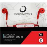 In-Ear Hörlurar och Headset Brigmton BML-10