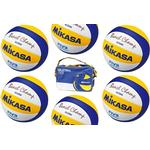 Volleybollar Volleybollar Mikasa VLS300 6-pack