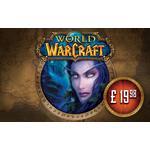 Blizzard World of Warcraft 60 Days Gametime Card