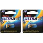 Kodak 2st batterier n, lr1