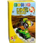 Clics Toys Dino Squad 5 in 1