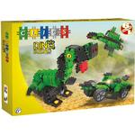 Clics Toys Dino Squad 6 in 1