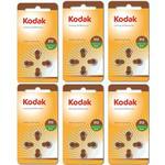 Kodak 24st hörapparatsbatterier 312,brun färgkod