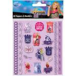 Hannah Montana Sticker Set 3D Toppers & Borders