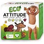 Attitude Organic Baby Diapers 22 Pcs, 26 Pcs, 30 Pcs, 36 Pcs