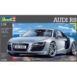 Revell 1/24 Audi R8 Plastic Model Kit 07398