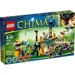 Lego Legends of Chima Lavertus' Outland Base 70134