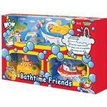 Wow Bathtime Friends 3 In 1