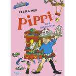 Kärnan Pippi Långstrump - Pysselbok med klistermärken