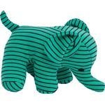 Geggamoja Elephant Grön/marin