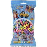 Hama Pastel Mix Maxi Beads 500pcs 8471