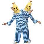 Bananer i pyjamas maskeraddräkt - Medium