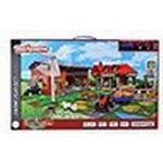 Majorette Creatix Farm Big Playset + 1 Tractor + 1 Trailer