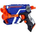 GearBest Nerf N-Strike Elite 20m Range Safe Gun Kid Game Toy 6Pcs Foam Dart
