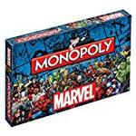Monopoly Marvel Monopoly Board Game