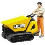 Bruder JCB Dumper HTD-5 m/ arbejdsmand - Bruder 62004