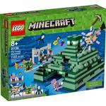 Lego Minecraft The Ocean Monument 21136