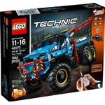 Lego Technic 6x6 All Terrain Tow Truck 42070
