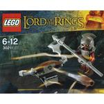 Lego Lord of the Rings Uruk Hai with Ballista 30211