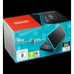 Nintendo DS New NINTENDO 2DS XL, svart/turkos
