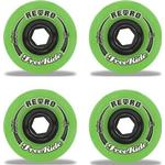 Skateboard Abec11 Retro Freeride 72mm 80A 4-pack