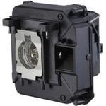 Projektorlampa Projektortillbehör Originallampa med ersättningshållare ELPLP68