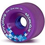 Skateboard Orangatang Stimulus 70mm 83A